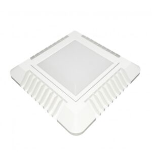 LED canopy light surface mount, metal halide replacement