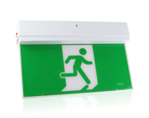 LED internal and external exit signs